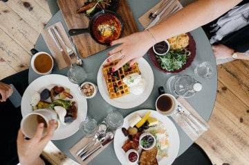 Repas gratuit pour les enfants sages, en Belgique