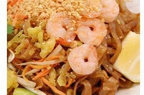 Repas thaïlandais typiques chez Thaï in Box