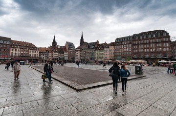 Restos et commerces à Strasbourg : opération zéro déchet
