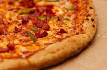 Rome accueille un distributeur automatique de pizza