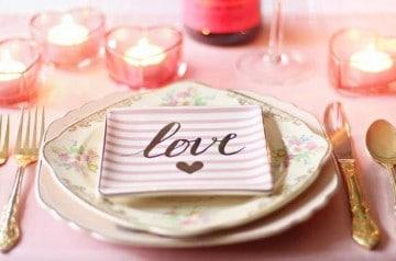 Saint-Valentin : nos idées de sorties au restaurant à Paris