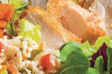 Salades de saison