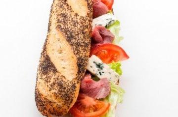 Sandwich et feuilleté Class'Croute