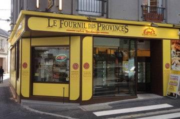 Sandwiches et Paninis au Fournil des Provinces