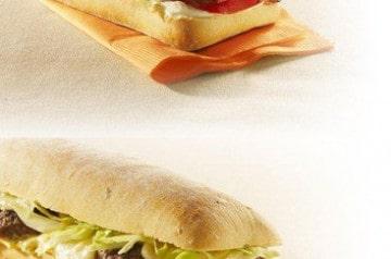 Sandwiches et plats chauds chez Pomme de Pain
