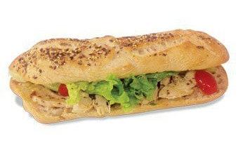 Sandwiches, pizzas à la Boulangerie Marie Blachère
