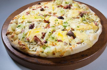 Sélection de pizzas spéciale grand froid avec Mister Pizza
