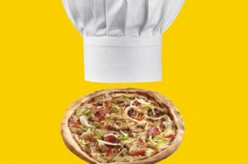 Speed Rabbit Pizza dévoile une pizza au feta