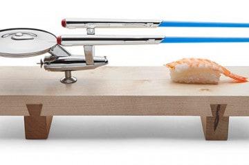 Star Trek dans vos sushis