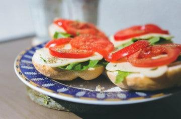Subway : des plats pour les végétariens