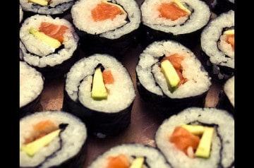 Surveiller sa ligne avec Génération Sushi