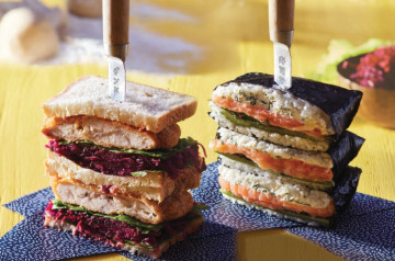 Sushi Daily lance 2 nouvelles recettes de street-food