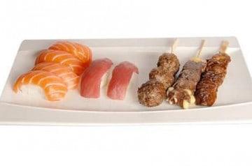 Sushi Love souffle le chaud et le froid