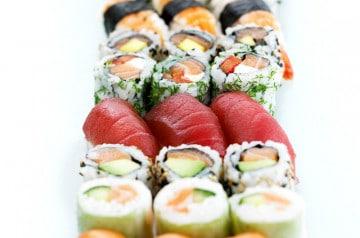 Sushi parisien : le déjeuner à votre porte