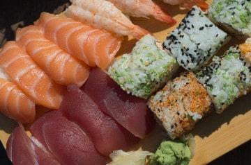 Sushis et sashimis : attention au ténia du poisson !