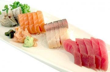 Sushis et sashimis: les bienfaits des poissons