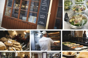 Tartin'Art Dijon : les tartines en fast-food