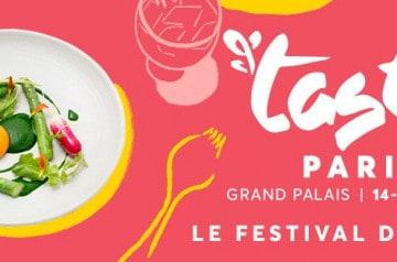 Taste of Paris 2020 nous donne rendez-vous en mai