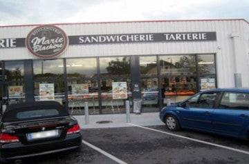 Terminal de cuisson Boulangerie Marie Blachère