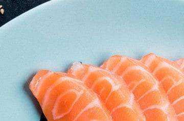 Thon, Daurade et Saumon au déjeuner chez Planet Sushi