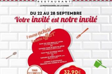 Tous au Restaurant La Boucherie
