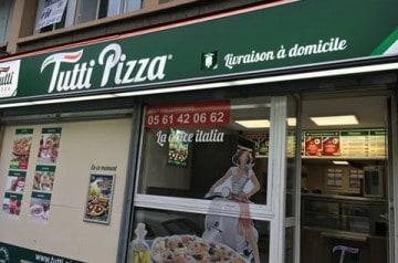 Tutti Pizza Charles-de-Fitte à Toulouse rouvre ses portes