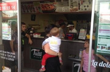 Tutti Pizza : des formules repas pour chaque moment