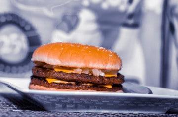 Un burger de 45 kg, vous y croyez ?