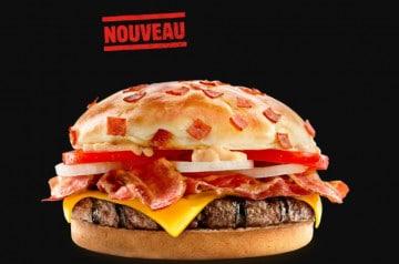 Un Burger King pour finir l'année 2019
