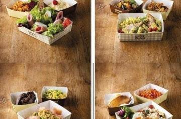 Un florilège de salades Class'Croute