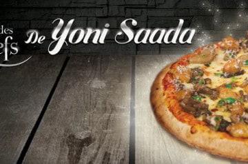 Un grand chef à La Boîte à Pizza cet automne