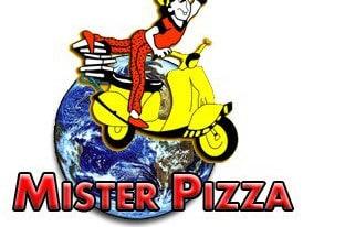 Un menu pizza pour le déjeuner chez Mister Pizza