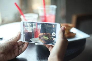 Une application de Pinterest pour décortiquer les plats