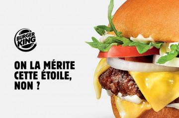 Une étoile pour Burger King ?