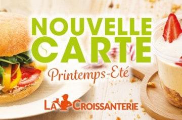 Une nouvelle adresse à Paris pour La Croissanterie