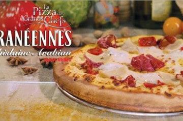 Une pizza de chef étoilé à La Boîte à Pizza
