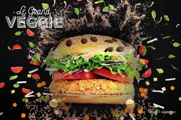 Une sélection de plats veggie chez McDonald's pour l'été