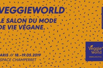 VeggieWorld Paris: rendez-vous les 18 et 19 mai