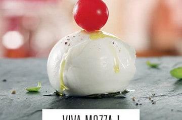 Viva Mozza : la mozzarella chez Del Arte