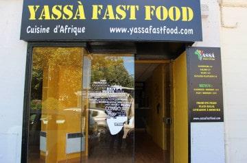 Yassà Fast-Food à Nantes