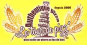 La Tour de pizz' AuthentiquepizzaMauguio Mauguio