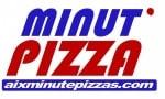 Logo Minut' Pizza