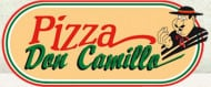 Logo Pizza don camillo