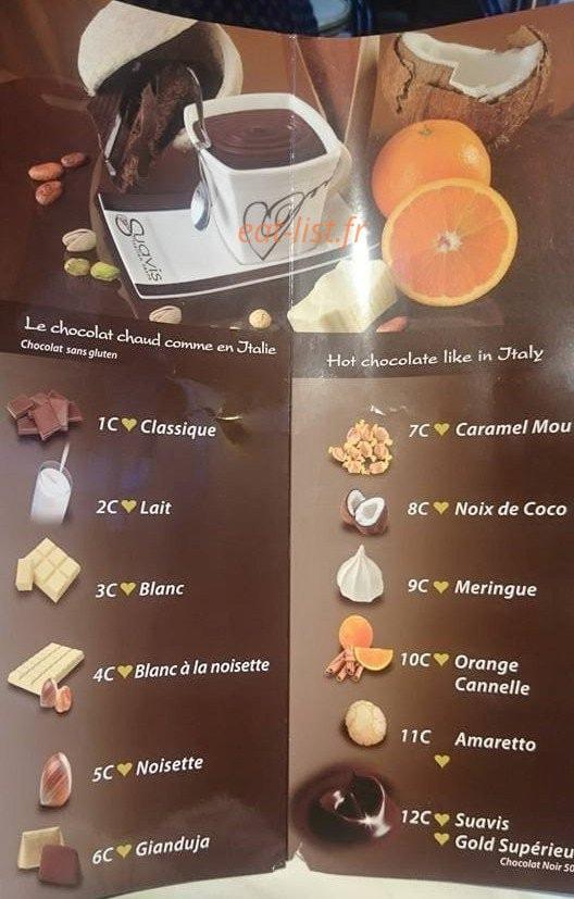 Carte et Menus - Licandro Le Bistro à Aix-en-Provence