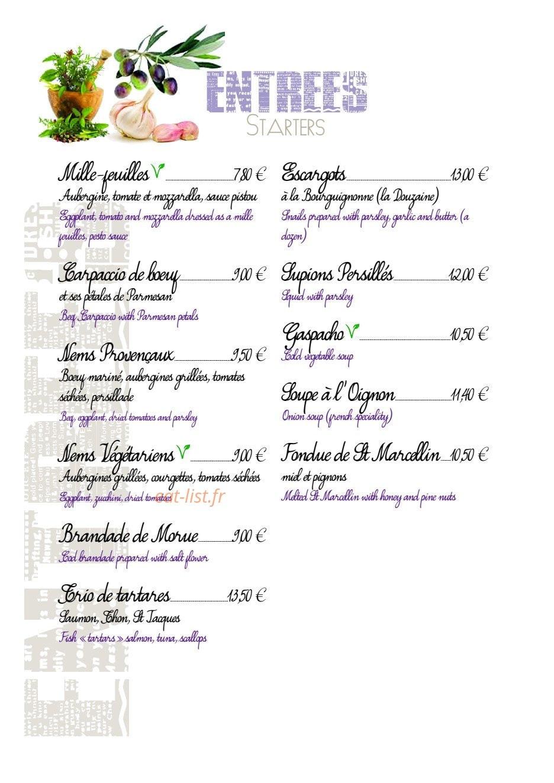 Restaurant Gaodina à Aix-en-Provence (13290) - Menu, avis