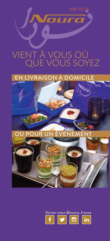 Le Rendez Vous Enchanté Le Chesnay noura à le chesnay, carte-menu et photos