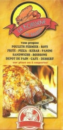 Menu La Rôtisserie de Balagne - Carte et menu La Rôtisserie de Balagne, Corbara
