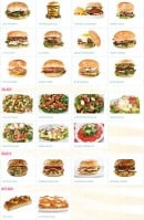 Menu Holly's diner - Les bagels, salades,...