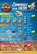 Menu Chicken Pack - Compositions tacos