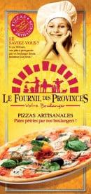 Menu Le fournil des Provinces - carte et menu le fournil des provinces